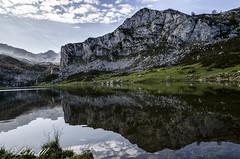 Lago Ercina - Covadonga (Loli Melero) Tags: asturias lagos ercina
