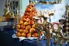 20141202-11-Tanya's croquembouche (Roger T Wong) Tags: christmas food office australia tasmania hobart croquembouche 2014 sigma50mmf28exdgmacro sigma50macro sonyalpha7 sonya7 rogertwong sonyilce7