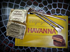 Regalitos desde Argentina (MaPeV) Tags: argentina de chocolate leche dulce alfajores regalitos