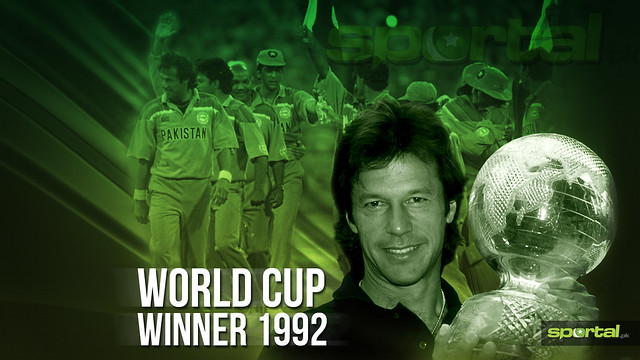 ICC World Cup Winner 1992 Pakistan HD Wallpaper - Stylish HD Wallpapers