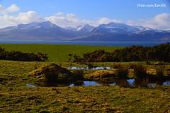 (Zak355) Tags: snow scotland arran bute rothesay isleofbute