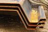 033 Agrandissement du port de la Porte Verte à Fragnes (Laurent Lenotre) Tags: brick port canal burgundy centre bateaux péniche bourgogne quai ponton travaux lisse lenôtre burgund pelleteuse agrandissement soudeur palplanches vibrofonceur fragnes bricq