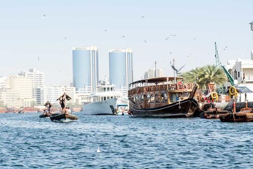 Le vieux Dubai