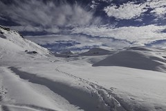 snow (*jos*) Tags: winter italy mountain snow outdoor piemonte wilderness vallidilanzo valadedlans