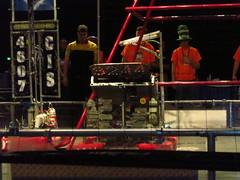 """MSHSL Robotics Competition <a style=""""margin-left:10px; font-size:0.8em;"""" href=""""http://www.flickr.com/photos/130775292@N07/16165602417/"""" target=""""_blank"""">@flickr</a>"""