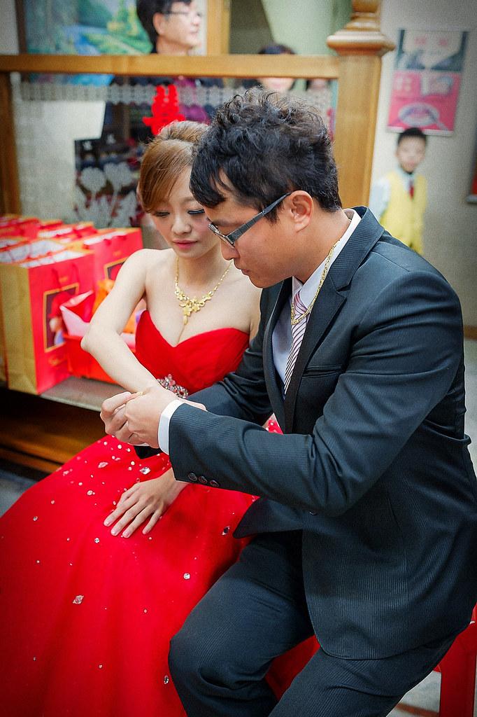 明政&安琳Wedding-105