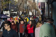 Market Street (sirgious) Tags: sanfrancisco pedestrians marketstreet
