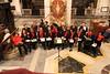 19 dicembre 2014 - Concerto di Natale della Banda Musicale e del Coro Polifonico del DLF Roma con le voci recitanti di Ilaria Patamia e Ivan Costantini