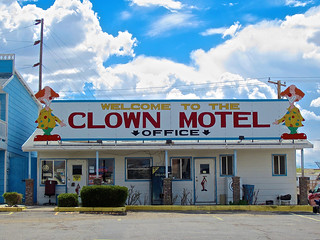 Clown Motel, Tonopah, NV