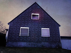 the house at the end of the street (peterpe1) Tags: street house scary flickr haus peterpe1