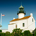 Point Loma Lighthouse and Blue Skies