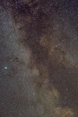 Milky Way widefield with the Nikkor 50mm-F1.8 D (ChrisvdBerge) Tags: astrometrydotnet:status=solved astrometrydotnet:id=nova1017319