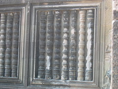 Paneling at Angkor Wat