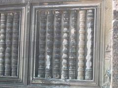 Paneling at Angkor Wat