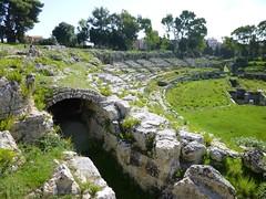 Anfiteatro romano Siracusa 3