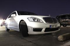 Czech Rep. (Prague) - Mercedes-Benz S63 AMG W221 2011 (PrincepsLS) Tags: berlin germany mercedes benz republic czech prague plate s 63 license spotting amg 2011 s63 a w221