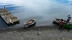 Quelln (M. Ignacia Besomi) Tags: botes mar isla chilo quelln botesenchilo