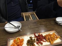 Lunch met Sergey & Jae