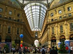 Galleria Vittorio Emanuele, Milan (Bhakti -Amsterdam) Tags: italy milan milano