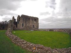 Dundonald Castle (cmax211) Tags: castle scotland highcontrast ayrshire infocus dundonald mediumquality