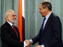 ..  . (  / MFA Russia) Tags: russia iraq jaafari  lavrov