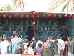 Carnival Games in Douz