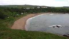 Photo of Coldingham Bay, Eyemouth, Scottish Borders, Scotland, UK, 6/2011