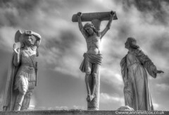 Stations of the Cross - Our Lady of Ta Pinu Basilica (AnnieW69) Tags: blackandwhite bw monochrome june religious photography blackwhite europe mediterranean mt cross jesus malta stationsofthecross hdr highdynamicrange crucifixion hdri gozo religiousicon tapinu 2016 travelphotography photomatix malita photographytechnique anniewilcox wwwanniewilcoxcouk anniew69 ourladyoftapinubasilica animotogozo