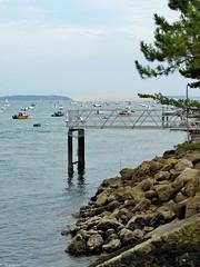 Bassin d'Arcachon (Mystycat =^..^=) Tags: bassindarcachon france aquitaine gironde sable pyla dune bateaux lègecapferret lavigne