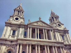 St. Pauls Cathedral HDR (Andrs Revuelto) Tags: st pauls stpauls cathedral curch iphone hdr london uk great britain unitedkingdoom