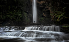 Find yourself (Jay Daley) Tags: waterfall nikon australia nsw d810 24mmf18