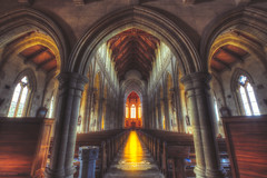 Sacred Heart Cathedral ( : LIU Photography ) Tags: travel church canon landscape photography catholic sydney australian australia melbourne brisbane chamber hdr 1635l 1dx