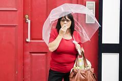 july9 (matthewheptinstall) Tags: wakefield wakefieldstreetphotography westyorkshire portrait people candid rain rainyday street city citylife everyday socialdocumentary