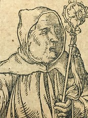 1580 Hans Holbein - Original wood block print from Sebastian Munster's Cosmographia, German scholar and geographer (KrooneGallery) Tags: from wood original print sebastian hans german scholar block 1580 munsters holbein geographer cosmographia