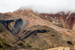 Mountain Side (danielfoster437) Tags: mountainside arctic closeup mountain mountaincloseup pyramiden rocky spitsbergen svalbard