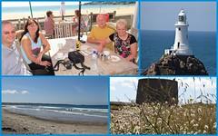 059/365 Jersey's West Coast (lindyloo86) Tags: lighthouse sea water friends celebration jersey sonyphotography sonycybershotdschx20v