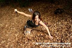 Tomb Raider Shoot with Annick  06 (berserker244) Tags: yggdrasilphotography60072016 guerrillaphotography yggdrasilphotography evandijk annick annickscosplay laracroft tombraider riseofthetombraider grebbeberg rhenen