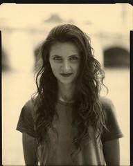 -O- (Mikah_Manansala) Tags: portrait graphic large 4x5 format analogue process dpp alternate graflex superspeed