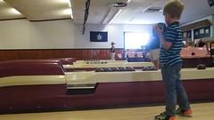 Everett Bowling (Joe Shlabotnik) Tags: 2016 bowling candlepin canonpowershots95 everett july2016 justeverett maine scarborough sue video violet