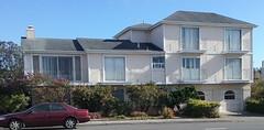 (sftrajan) Tags: sanfrancisco california house architecture housing urbanism midcentury subdivision oceanavenue mercedmanor