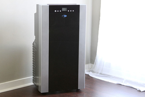 cold electric mobile flow vent fan moving cool portable technology display render air blow plastic equipment electronics cooler temperature breeze ac climate isolated appliance thermostat humidity conditioner humidifier condition purifier ionizer