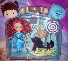 Disney Store (AngelShizuka) Tags: james store doll dolls disney boo merida pixar brave p merchandise monsters sullivan merch inc sulley tsum tsums