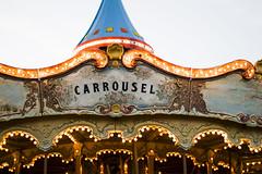 Old memories (Iversaur) Tags: tibidabo barcelona carrousel vntage bcn amusement park