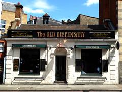 Old Dispensary (Draopsnai) Tags: pub southwark camberwellgreen camberwellnewroad londonboozer olddispensary traditionalbritishpub