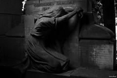 This is the end #11 (Gerhard Busch) Tags: alt figur friedhof genua italien kunst marmor staglieno stein figuren marode italy sculpture