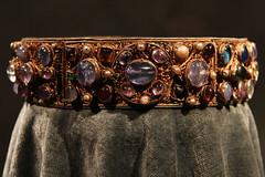 Crown of the Empress Kunigunde (just.Luc) Tags: crown kroon couronne duitsland deutschland allemagne germany edelstenen pierresprcieuses gems gold goud or residenz munich mnchen bayern bavire beieren bavaria