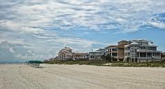MB condos landscape (shannon4462) Tags: beach sand myrtle outdoor condos landscape atlantic ocean sky clouds waves buildings sony rx100