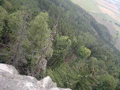 Broumovsk stny (d.koranda) Tags: broumov broumovsko region broumovskstny hills mountains rocks nature outdoors trees forest woods scenery vista lookout high height vertigo