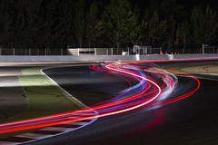 24 Hores de Catalunya de Motociclisme (Pere Nubiola) Tags: 24h circuit de catalunya 22a montmelo motorcycle canon eos 70d 55250 mm long exposure night lines