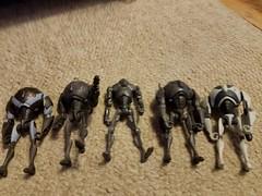 Super Battle Droid (samreitenour) Tags: droid cis tcw